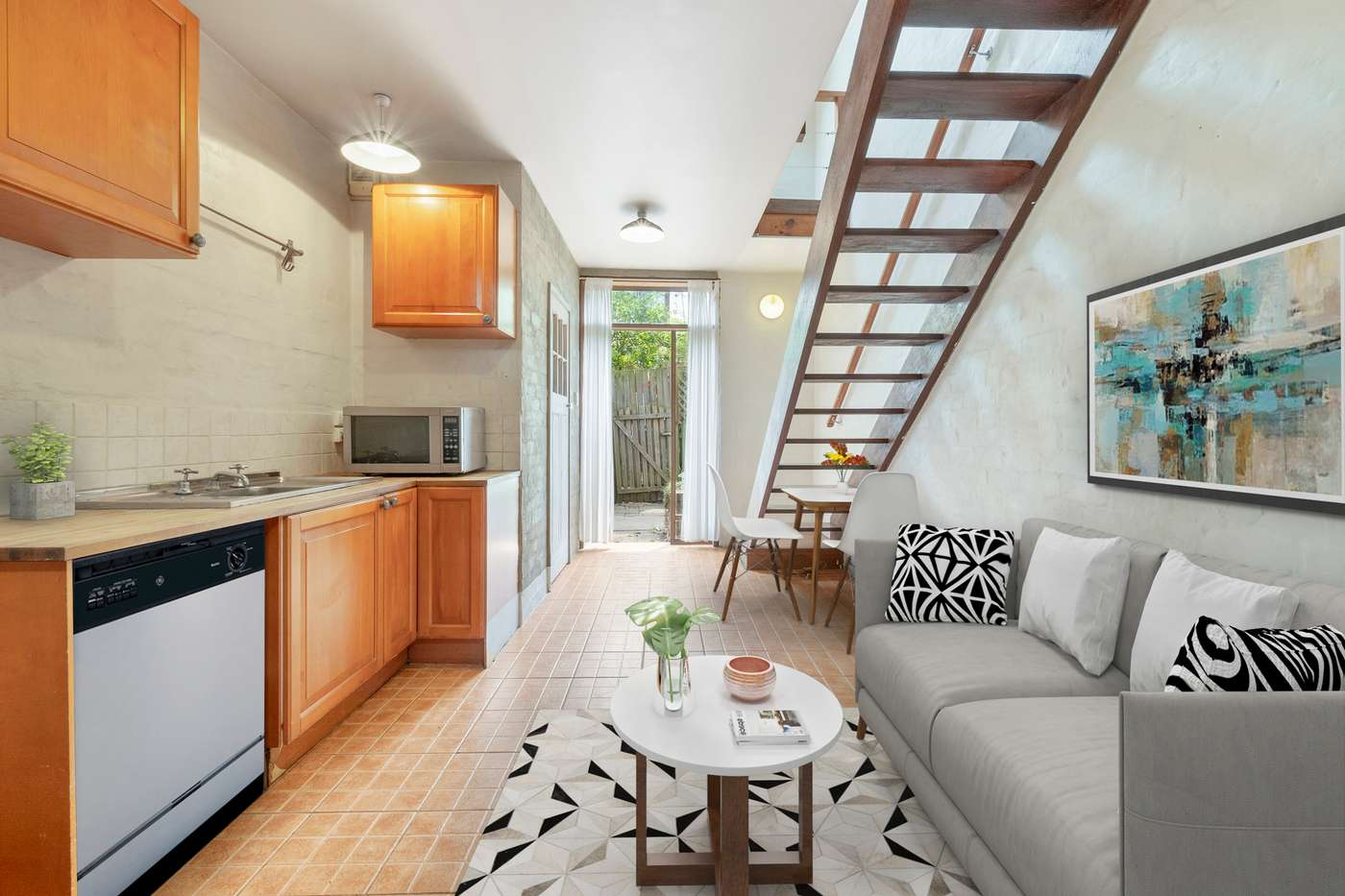Main view of Homely house listing, 6 Phelps Lane, Surry Hills, NSW 2010