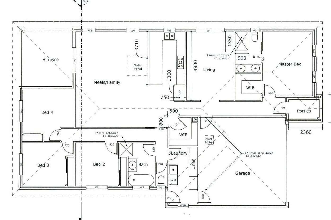 Main view of Homely residentialLand listing, 30 Devitt Way, Killara VIC 3691