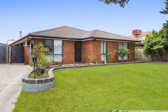 6 Telford Court, Hampton Park VIC 3976
