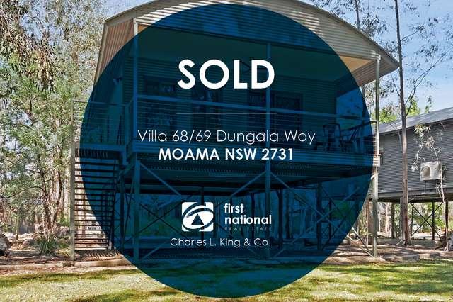 Villa 68/69 Dungala Way, Moama NSW 2731
