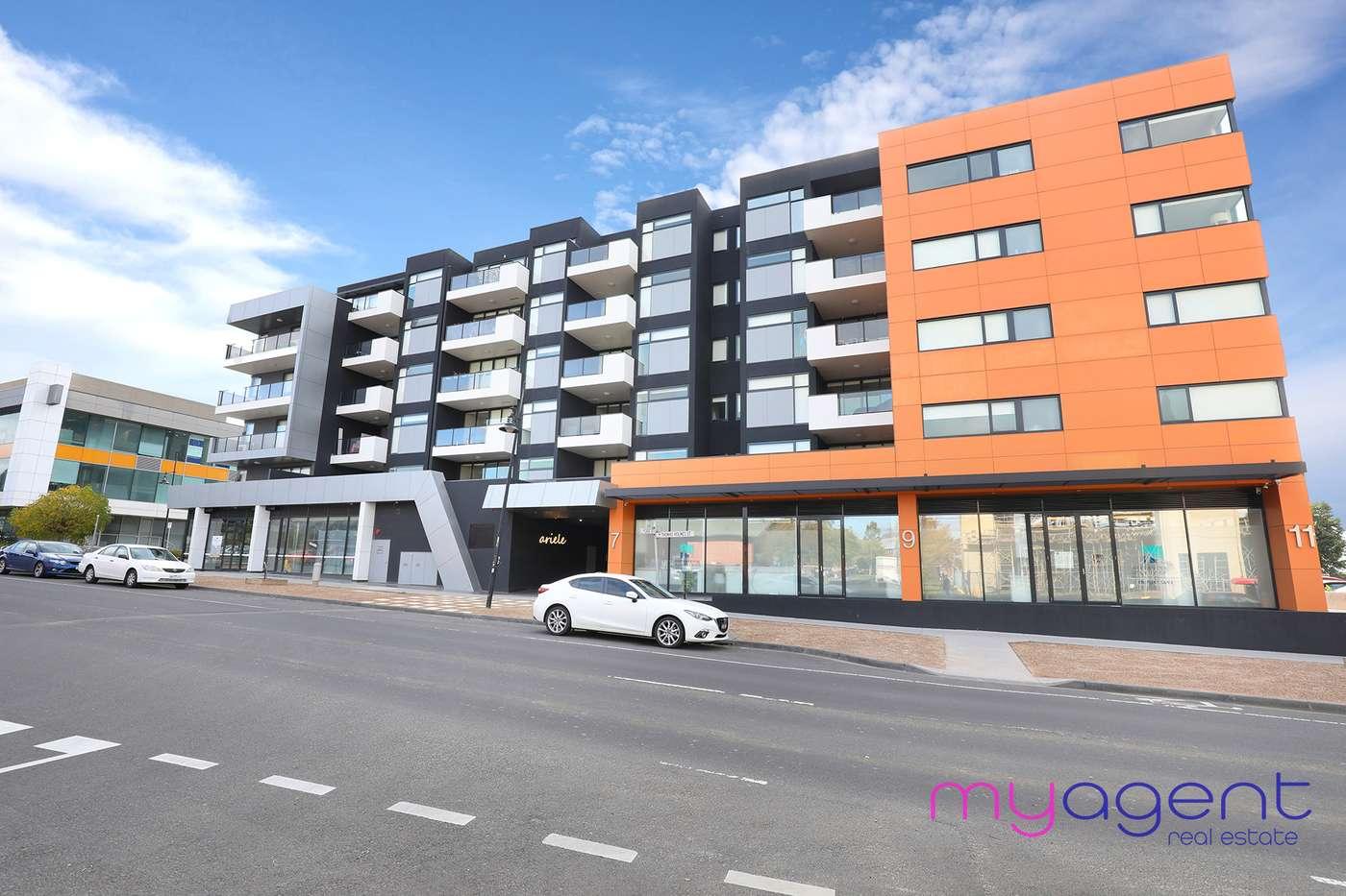 Main view of Homely apartment listing, 409/7 Thomas Holmes Street, Maribyrnong, VIC 3032