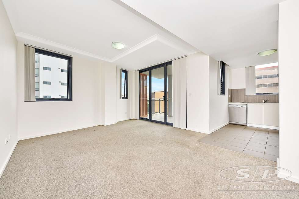 Second view of Homely apartment listing, 72/69A-71 Elizabeth Drive, Liverpool NSW 2170