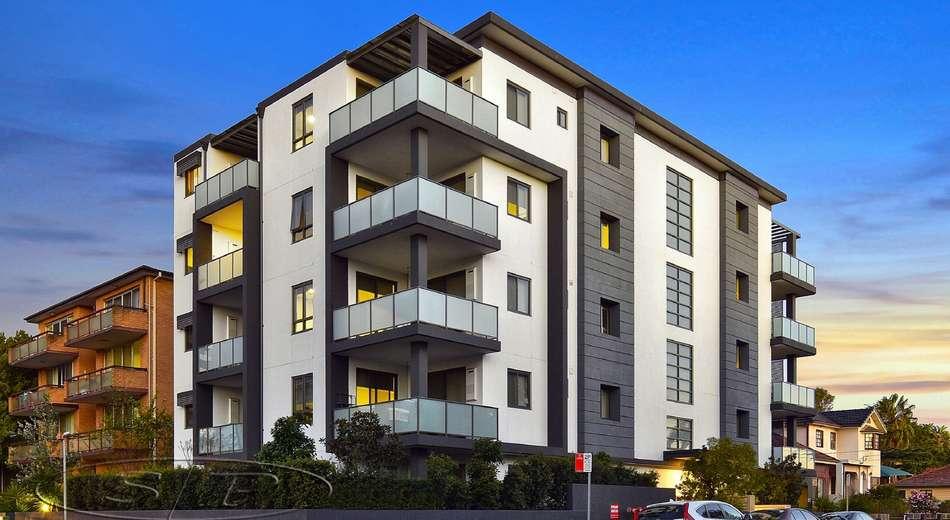 12/60 Belmore Street, Burwood NSW 2134