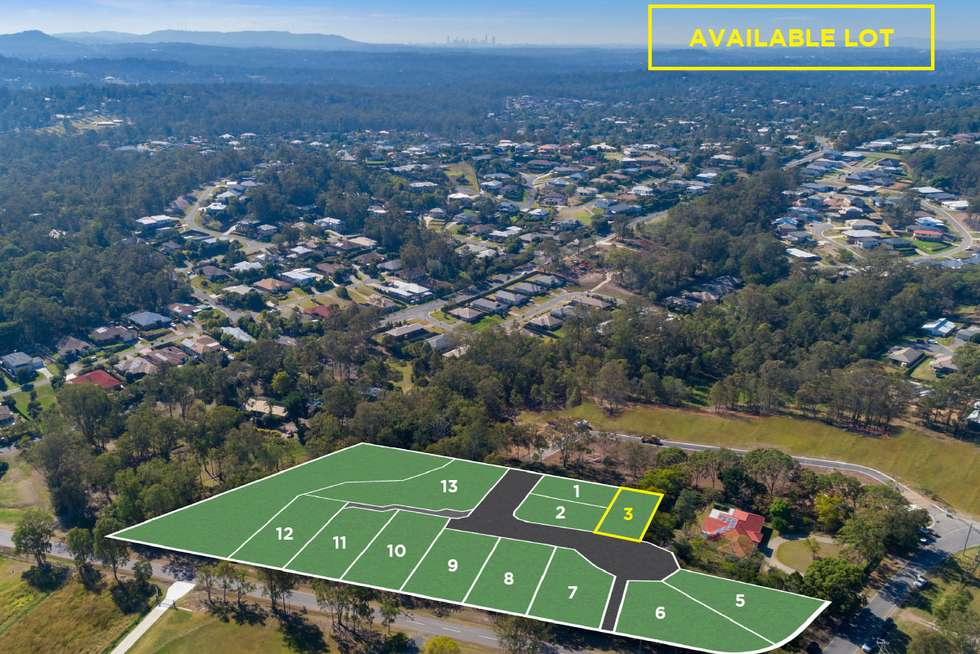 Second view of Homely residentialLand listing, 285 Hawkesbury Road (cnr Of Witty Road), Moggill QLD 4070