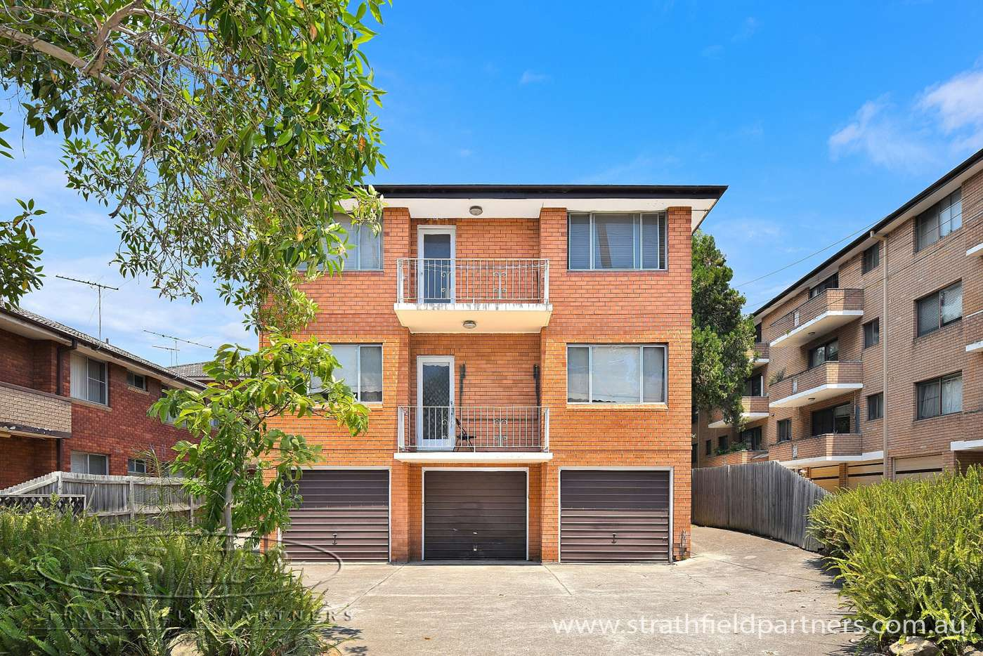Main view of Homely unit listing, 3/39 The Crescent, Homebush, NSW 2140