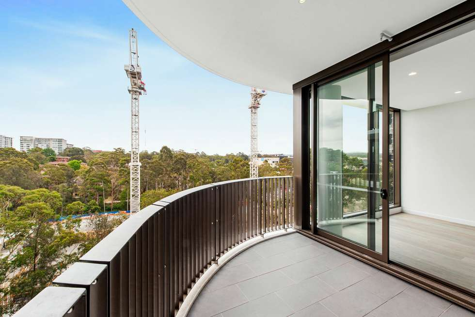 Third view of Homely apartment listing, B703/80 Waterloo Road, Macquarie Park NSW 2113