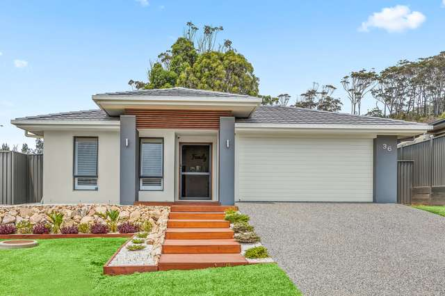 36 Flat Top Drive, Woolgoolga NSW 2456