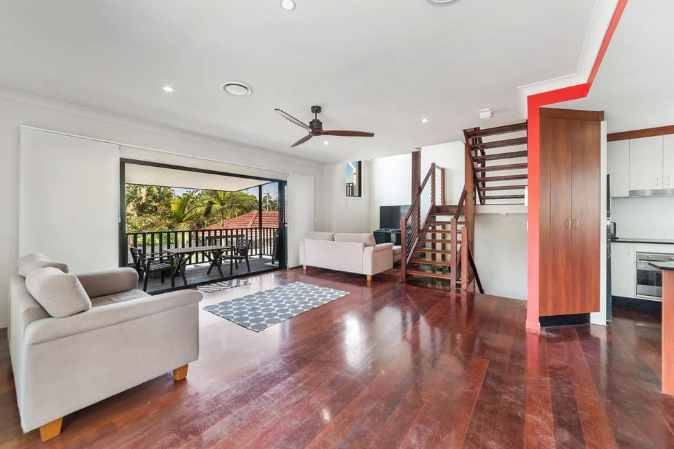 Second view of Homely townhouse listing, 1/56 Ryans Road, St Lucia QLD 4067