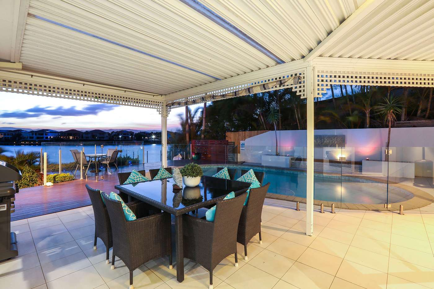Main view of Homely house listing, 112 Port Jackson Boulevard, Clear Island Waters QLD 4226