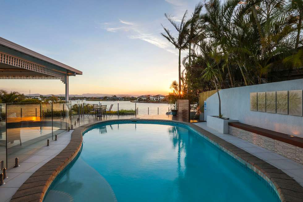 Second view of Homely house listing, 112 Port Jackson Boulevard, Clear Island Waters QLD 4226