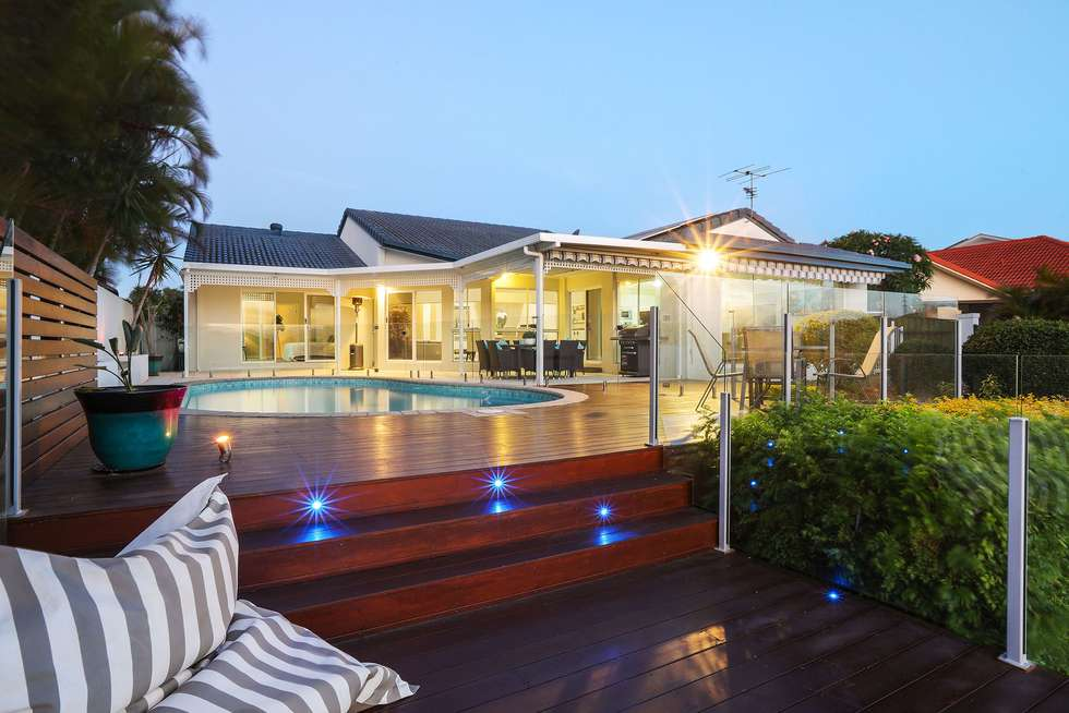 Third view of Homely house listing, 112 Port Jackson Boulevard, Clear Island Waters QLD 4226