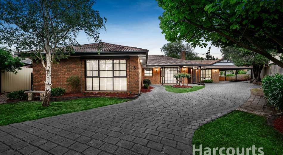 5 Birkdale Close, Wantirna VIC 3152