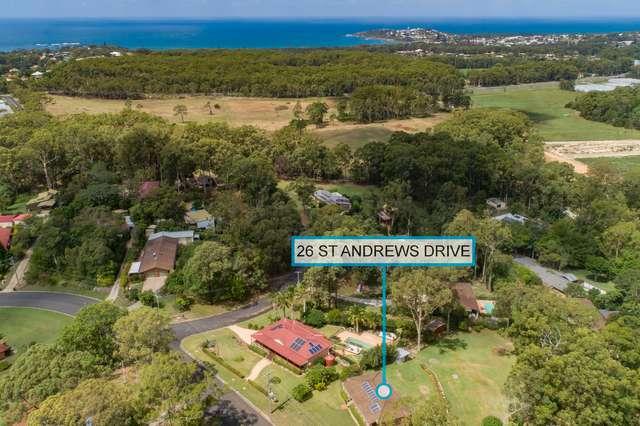 26 St Andrews Drive, Woolgoolga NSW 2456