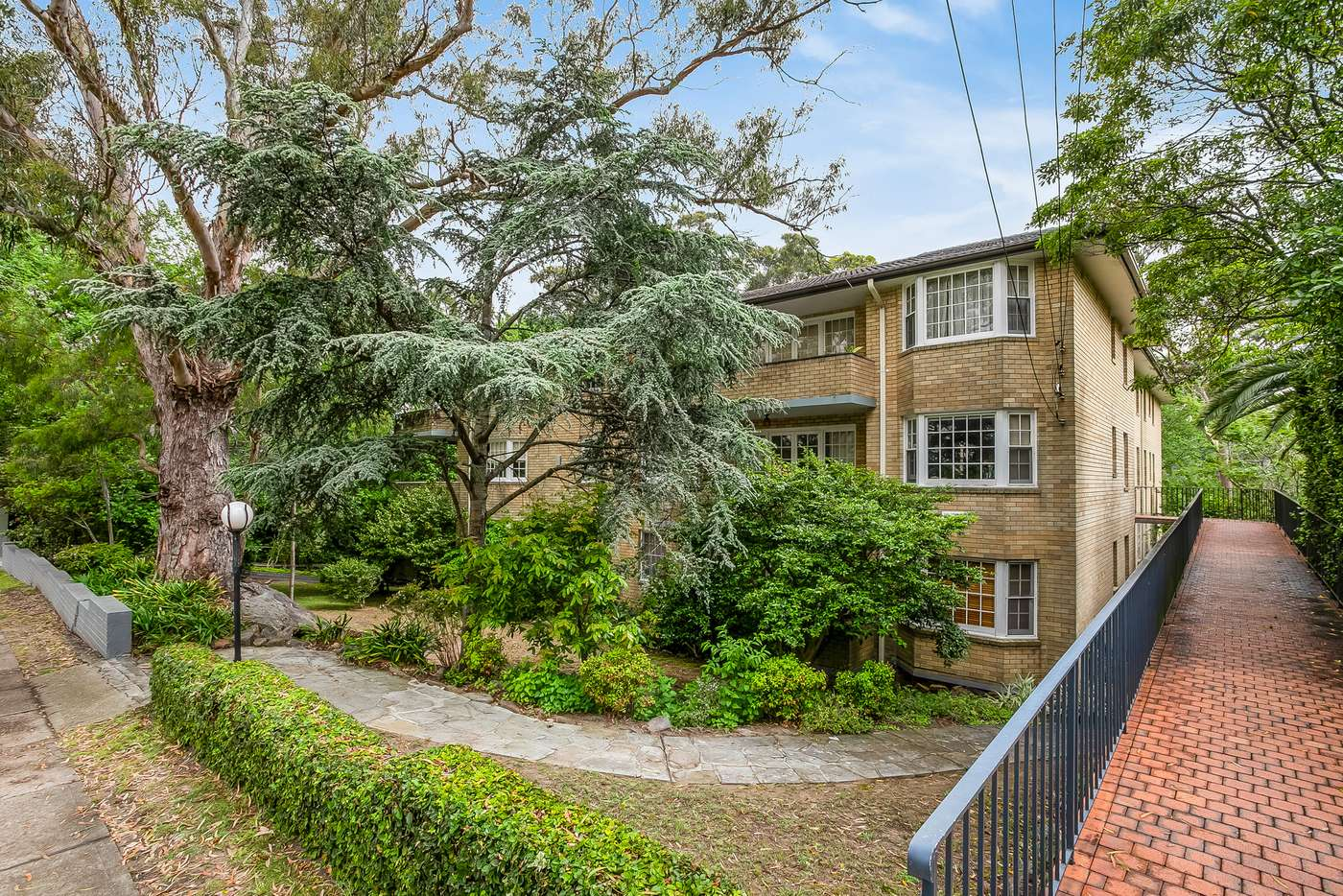 Main view of Homely apartment listing, 15/167 Pacific Highway, Roseville NSW 2069