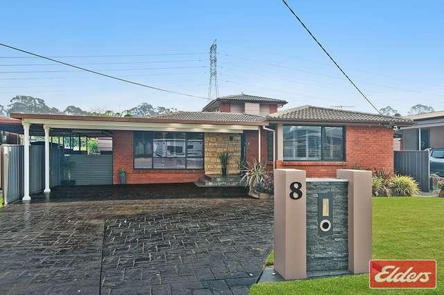 8 Rausch Street, Toongabbie NSW 2146