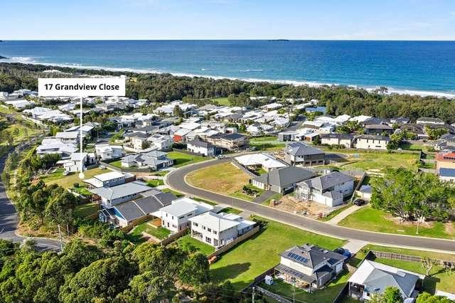 17 Grandview Close, Sapphire Beach NSW 2450