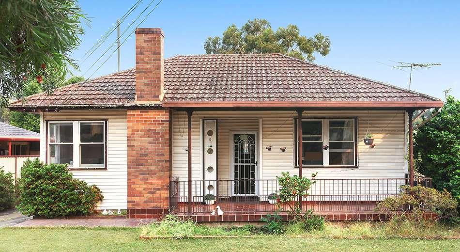 9 Seventh Avenue, Seven Hills NSW 2147