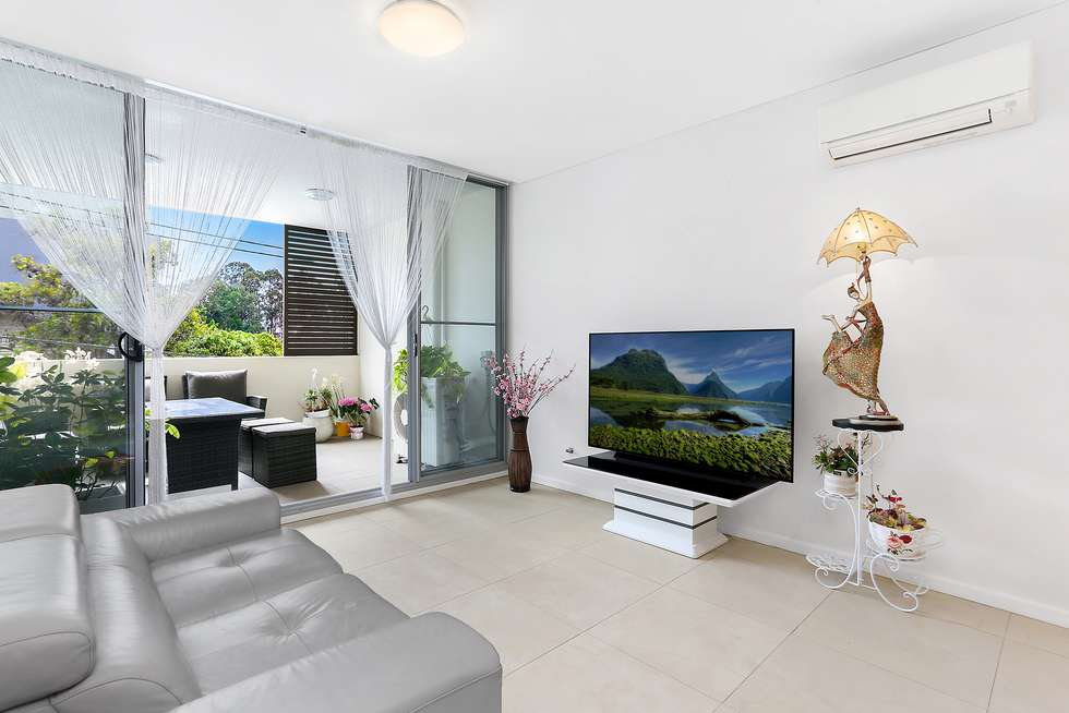 Second view of Homely apartment listing, 110/85 Park Road, Homebush NSW 2140