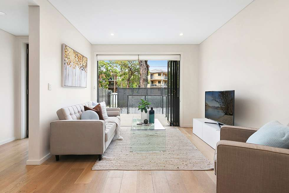 Second view of Homely townhouse listing, 1/240 Kingsway, Caringbah NSW 2229
