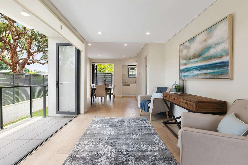 Third view of Homely townhouse listing, 1/240 Kingsway, Caringbah NSW 2229