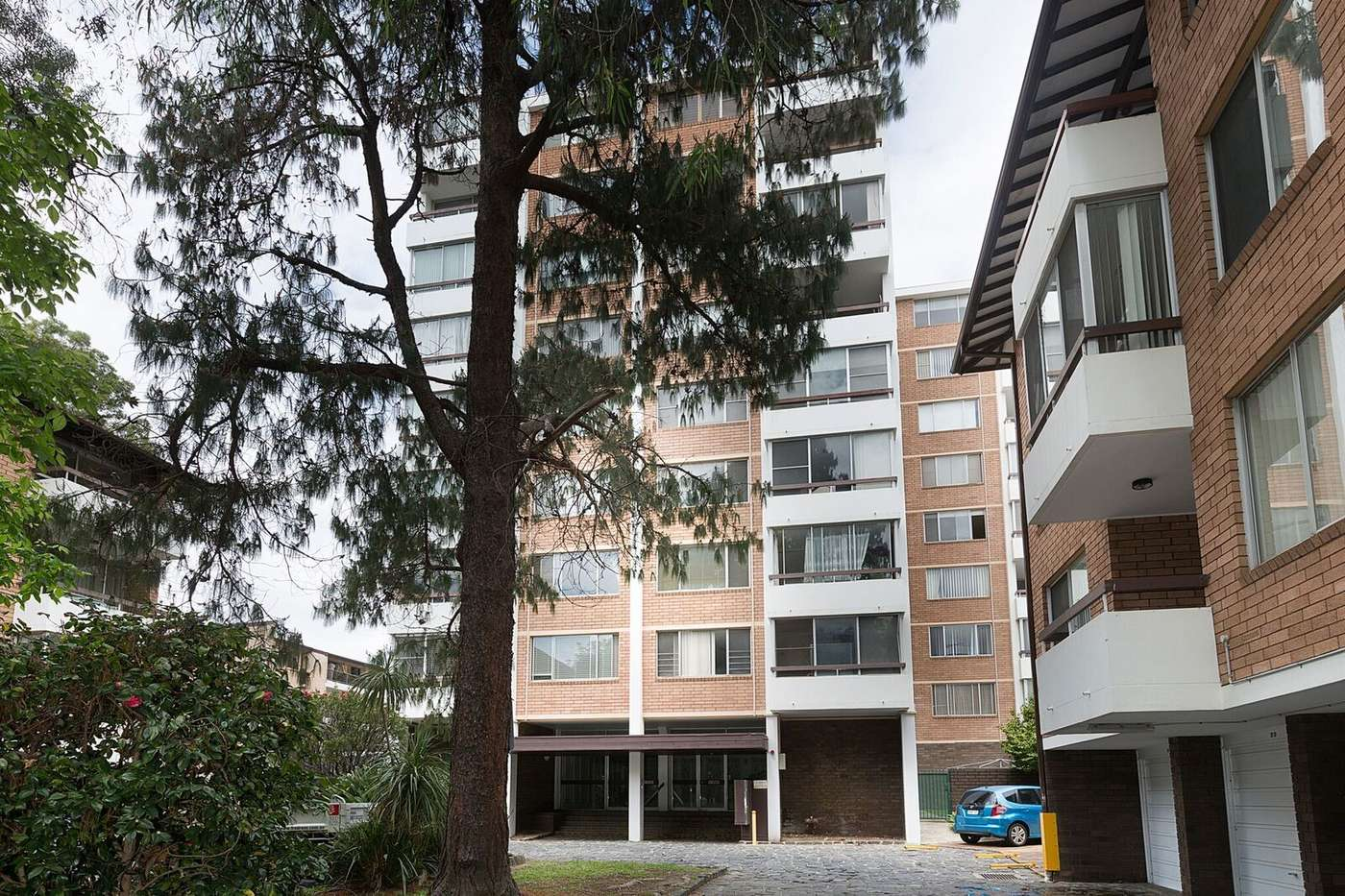 Main view of Homely apartment listing, 3C/26 Belmore Road, Burwood, NSW 2134