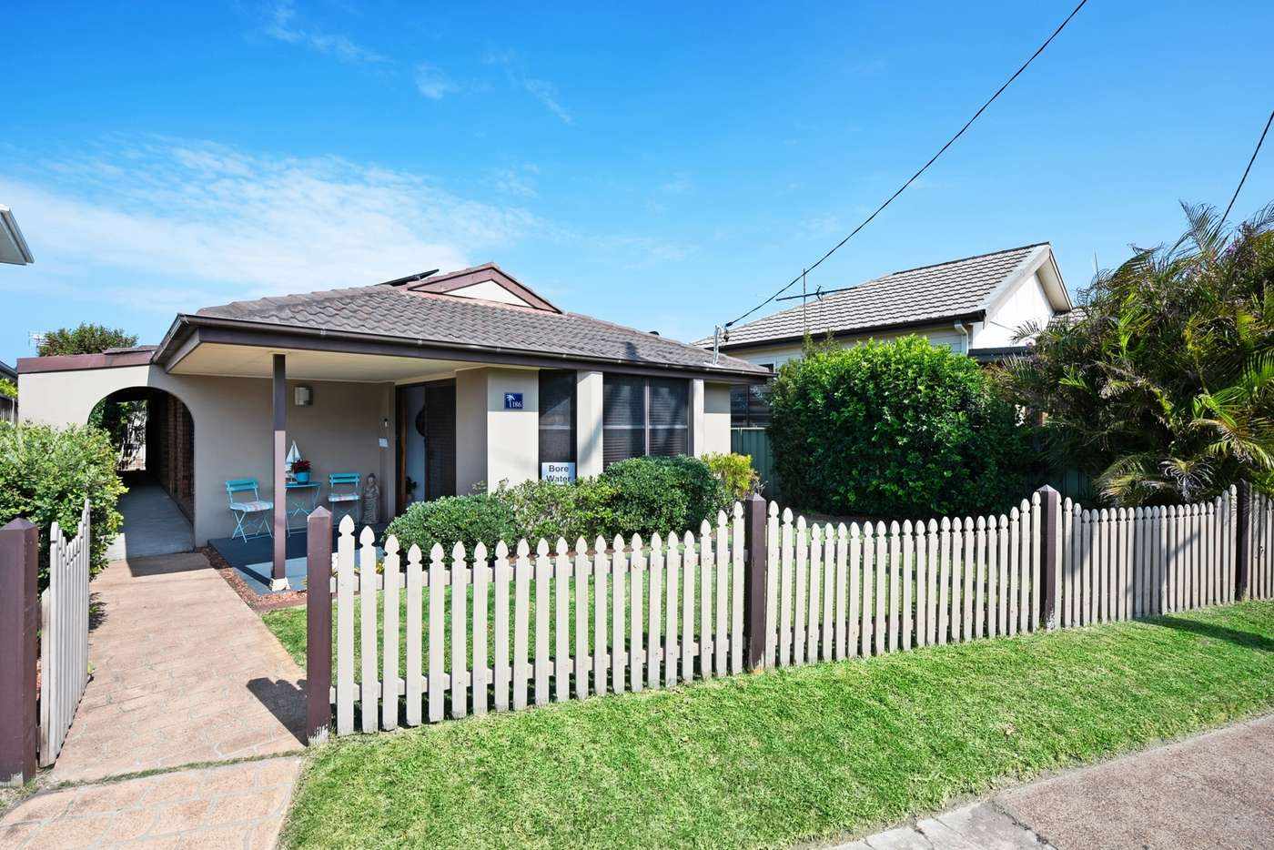 Main view of Homely house listing, 186 Fullerton Street, Stockton NSW 2295