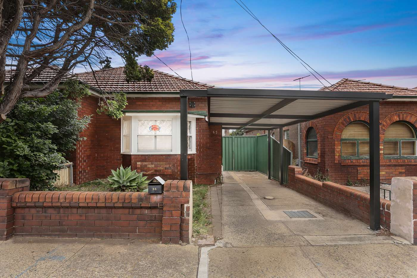 Main view of Homely semiDetached listing, 65 Milton Street, Ashfield NSW 2131