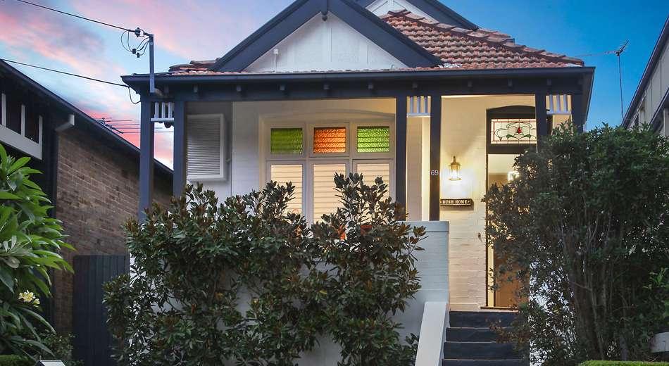 69 Northcote Street, Naremburn NSW 2065