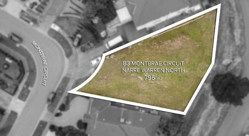 83 Montbrae Circuit, Narre Warren North VIC 3804