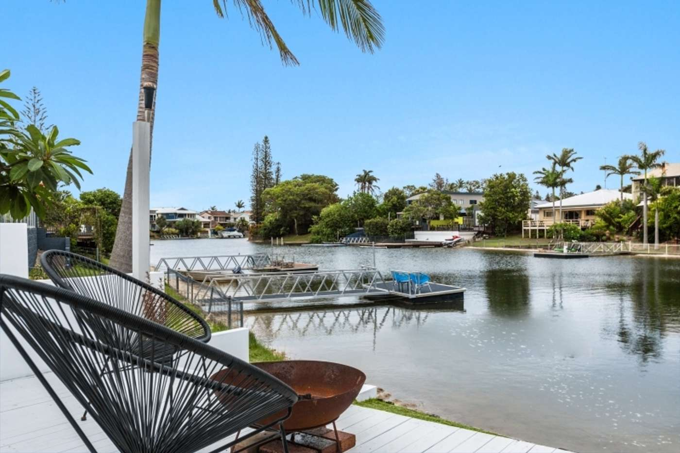 Main view of Homely house listing, 1 Sara Avenue, Broadbeach Waters QLD 4218