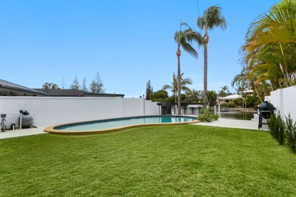 Second view of Homely house listing, 1 Sara Avenue, Broadbeach Waters QLD 4218