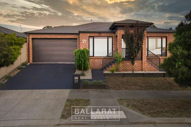 27 Kirby Avenue, Canadian VIC 3350