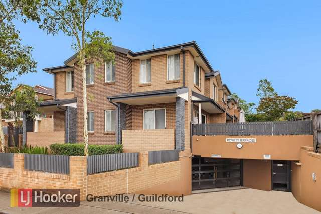 4/26 Rowley Road, Guildford NSW 2161