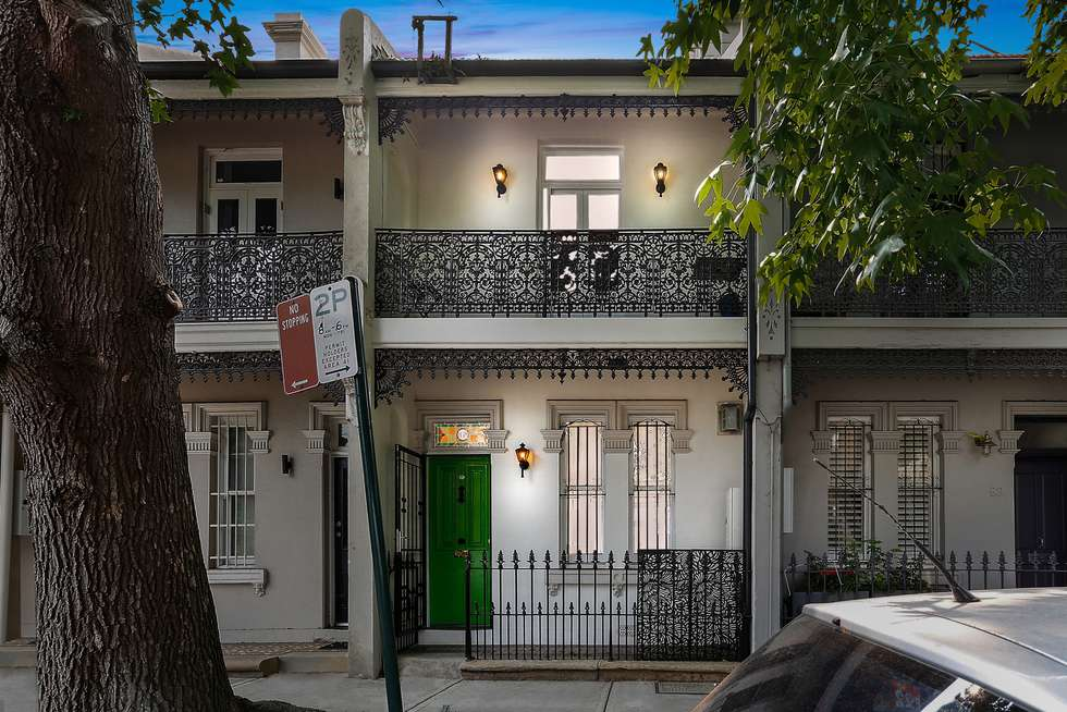Second view of Homely terrace listing, 51 Baptist Street, Redfern NSW 2016