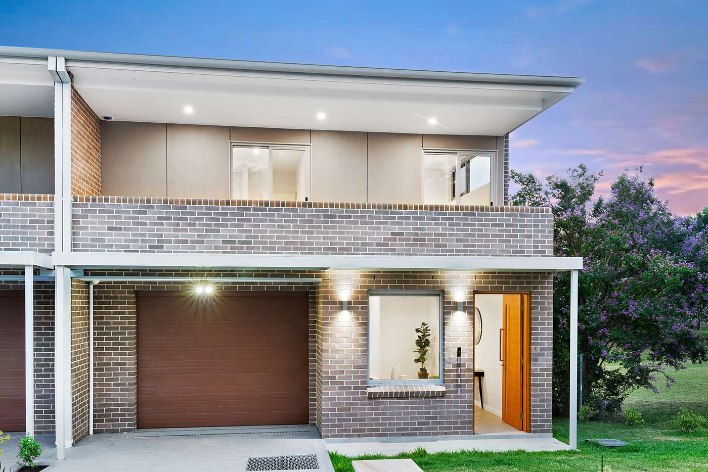 Main view of Homely semiDetached listing, 75 Brush Road, West Ryde NSW 2114