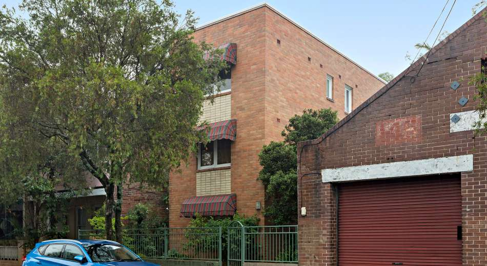 4/147 Australia Street, Camperdown NSW 2050