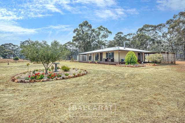 281 Bridgewater-Dunolly Road, Dunolly VIC 3472