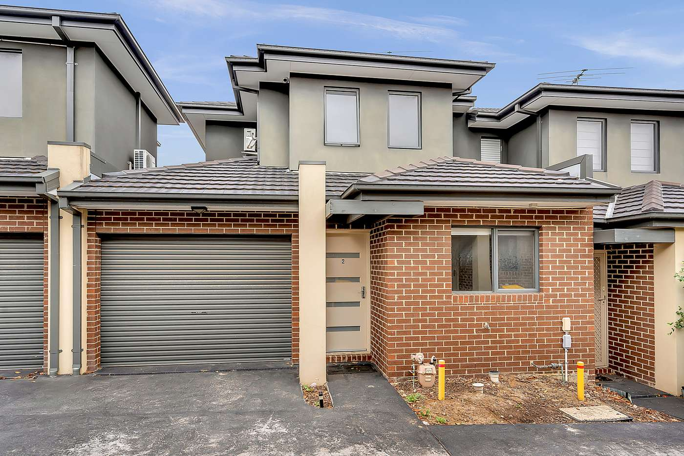 Main view of Homely townhouse listing, 2/27 Miranda Road, Reservoir VIC 3073