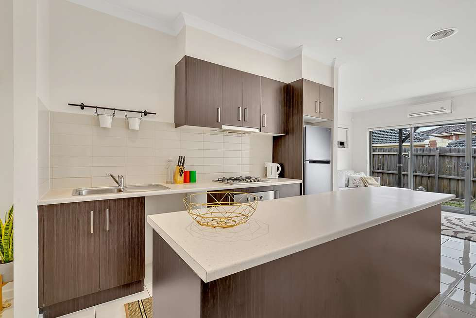 Second view of Homely townhouse listing, 2/27 Miranda Road, Reservoir VIC 3073