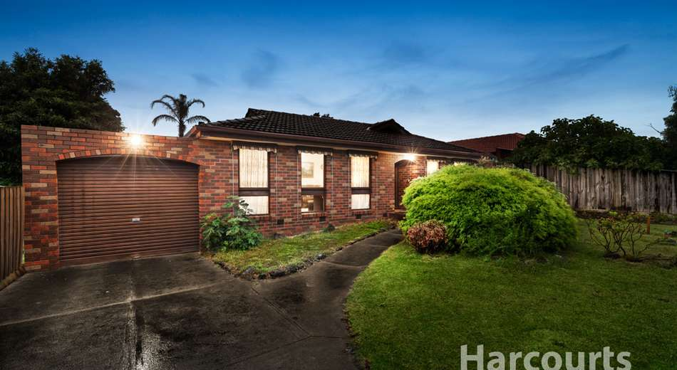 2 Carisbrooke Court, Wantirna VIC 3152