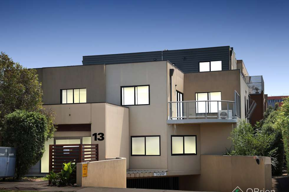 Third view of Homely apartment listing, 16/13 Logie Street, Oakleigh VIC 3166