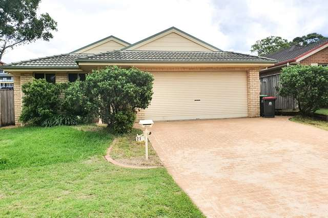21 Tom Scanlon Close, Kellyville NSW 2155