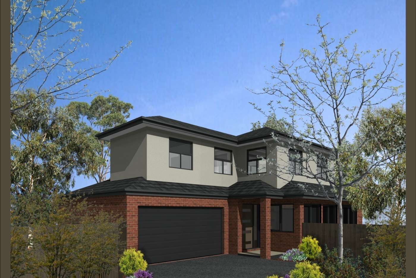 Main view of Homely unit listing, 2/25 Kareela Road, Frankston VIC 3199