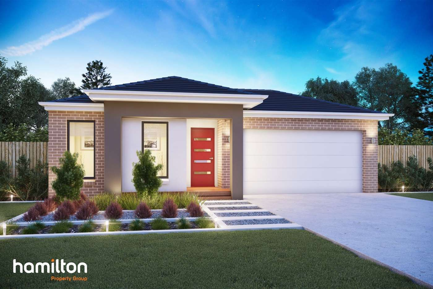 Main view of Homely house listing, Lot 1243 Arena Circuit, Melton South VIC 3338