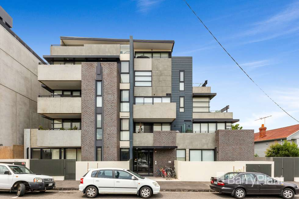 Second view of Homely apartment listing, 111/6-8 Gamble Street, Brunswick East VIC 3057
