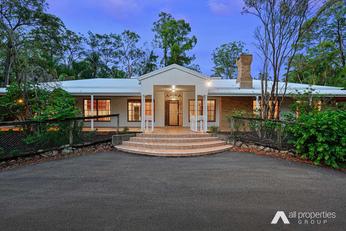 Main view of Homely acreageSemiRural listing, 42-48 Archery Street, Forestdale QLD 4118