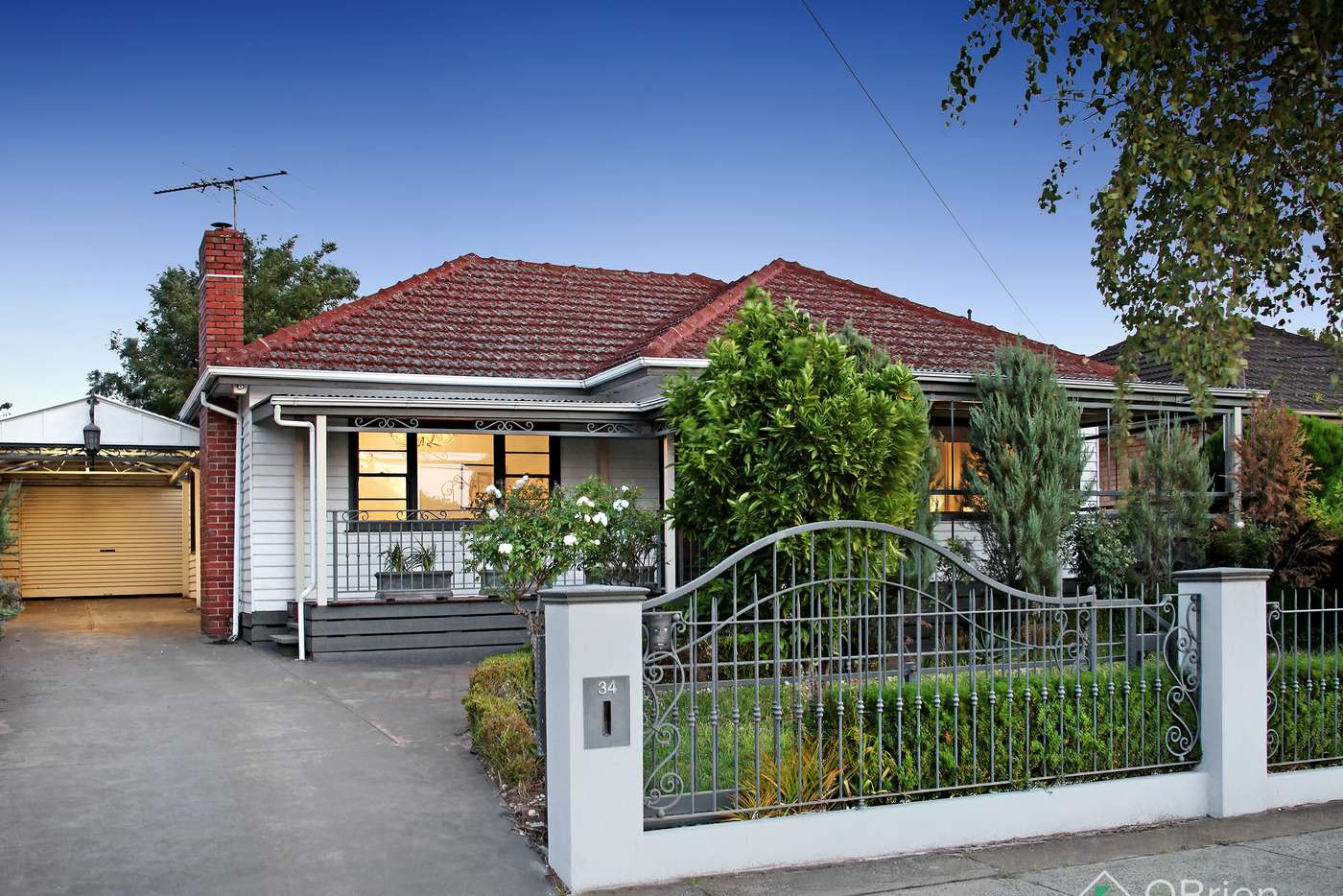 Main view of Homely house listing, 34 Fenton Street, Huntingdale VIC 3166