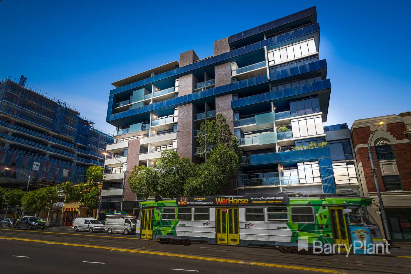 Main view of Homely apartment listing, 202/668 Swanston Street, Carlton VIC 3053