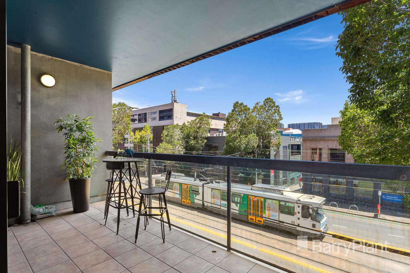 Sixth view of Homely apartment listing, 202/668 Swanston Street, Carlton VIC 3053