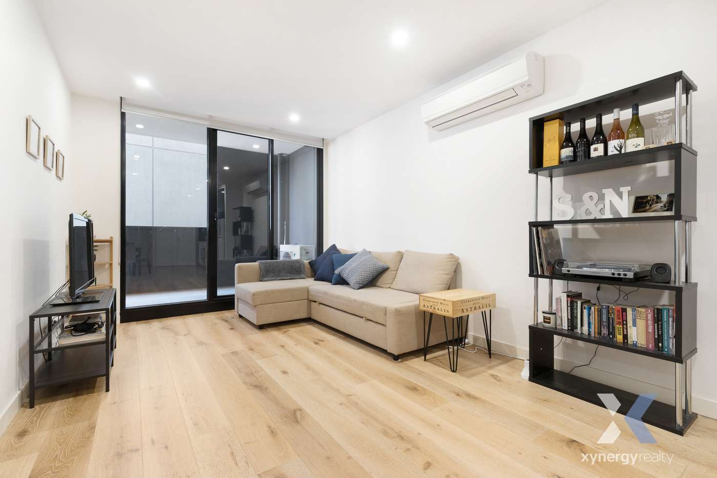 Main view of Homely apartment listing, 206/33-35 Breese Street, Brunswick VIC 3056